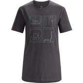 Arc'teryx QUADRANTS T-SHIRT SS WOMEN' S Frauen - T-Shirt