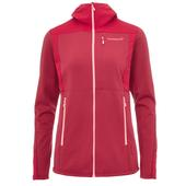 Norröna FALKETIND WARM 1 STRETCH ZIP HOODIE (W) Frauen - Fleecejacke