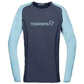 Norröna FJØRÅ EQUALISER LIGHTWEIGHT LONG SLEEVE Frauen - Funktionsshirt