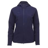 Mammut MACUN SO HOODED JACKET Frauen - Softshelljacke