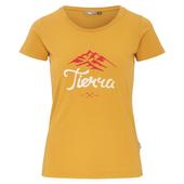 Tierra MOUNTAIN SCRIPT TEE W Frauen - T-Shirt