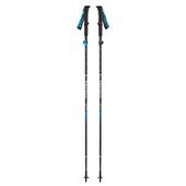 Black Diamond DISTANCE CARBON FLZ Z-POLES Unisex - Trekkingstöcke