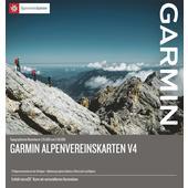 Garmin Garmin Alpenvereinskarten V4 (MicroSD)  - Wanderkarte
