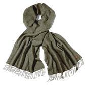 Fjällräven Solid Wide Re-Wool Scarf Unisex - Schal