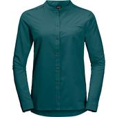 Jack Wolfskin VICTORIA ROLL-UP SHIRT W Frauen - Outdoor Bluse