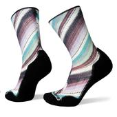 Smartwool PHD OUTDOOR LIGHT PRINT CREW Frauen - Wandersocken