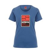 Schöffel T SHIRT ORIGINALS KITIMAT Frauen - T-Shirt