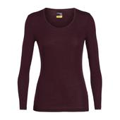 Icebreaker 175 EVERYDAY LS SCOOP Frauen - Funktionsshirt