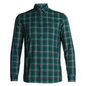 Icebreaker DEPARTURE II LS SHIRT Männer - Outdoor Hemd