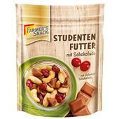 Farmer' s Snack STUDENTENFUTTER MIT SCHOKOLADE - - Outdoor Essen