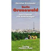 Kreczynski, C: Berlin-Grunewald  - Wanderkarte