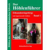 DER HÖHLENFÜHRER ELBSANDSTEINGEBIRGE BD1  -