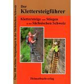 KLETTERSTEIGE U.STEIGEN IN D. SÄCH. SCHW  - Kletterführer