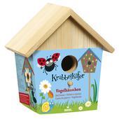 KRABBELKÄFER VOGELHÄUSCHEN Kinder -