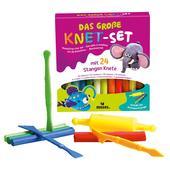 Moses Verlag DAS GROßE KNETSET VON RONY OREN Kinder - Spielzeug