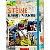 Steine sammeln und erforschen  - Kinderbuch