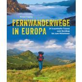 FERNWANDERWEGE IN EUROPA  - Wanderführer