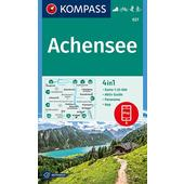 KOKA 027 ACHENSEE  - Wanderkarte