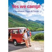 HOLIDAY REISEBUCH YES WE CAMP!  - Reiseführer