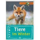 Tiere im Winter  - Kinderbuch