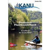 Deutsches Flußwanderbuch  - Wanderführer