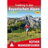 BVR TREKKING IN DEN BAYERISCHEN ALPEN  - Reiseführer
