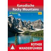 BVR KANADISCHE ROCKY MOUNTAINS  - Wanderführer