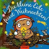 DIE KLEINE EULE FEIERT WEIHNACHTEN  - Kinderbuch