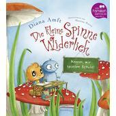 Die kleine Spinne Widerlich 05 - Komm, wir spielen Schule! Kinder - Kinderbuch