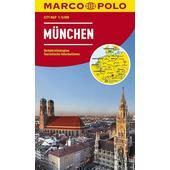 MARCO POLO Cityplan München 1:16.000  -