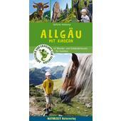 WANDERFÜHRER ALLGÄU  - MIT KINDERN  - Kinderbuch