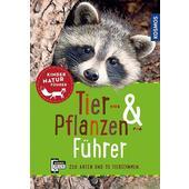 Tier- und Pflanzenführer. Kindernaturführer  - Kinderbuch