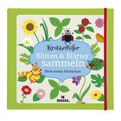 Moses Verlag BLÜTEN &  BLÄTTER SAMMELN Kinder - Reisespiele