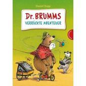 BRUMMS VERRÜCKTE ABENTEUER  - Kinderbuch