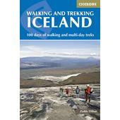 WALKING AND TREKKING IN ICELAND  -