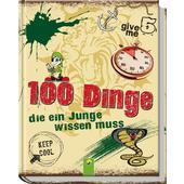 100 Dinge die ein Junge wissen muss  - Kinderbuch