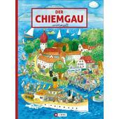 Der Chiemgau wimmelt  - Kinderbuch
