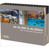 Um die Welt in 365 Bildern  - Kalender