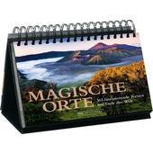 MAGISCHE ORTE TISCHAUFSTELLER  - Kalender