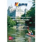 DKV Auslandsführer 06. Nordfrankreich. Belgien. Luxemburg. Niederlande  -