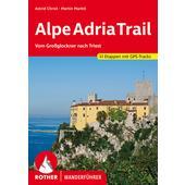 BVR ALPE-ADRIA-TRAIL  - Wanderführer