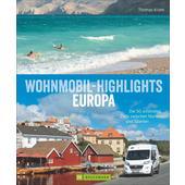 Wohnmobil-Highlights in Europa  - Bildband