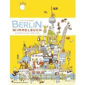 BERLIN WIMMELBUCH Kinder - Kinderbuch