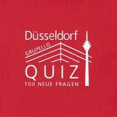 DÜSSELDORF-QUIZ. 100 NEUE FRAGEN  - Reisespiele