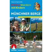 Erlebniswandern mit Kindern Münchner Berge  - Kinderbuch
