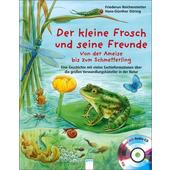 Der kleine Frosch und seine Freunde  - Kinderbuch