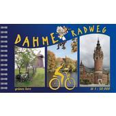 Radfernwege: Dahme-Radweg  - Radwanderführer