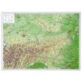 Österreich 1 : 1 600 000  - Wanderkarte