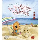 Die kleine Spinne Widerlich 06 - Ausflug ans Meer  - Kinderbuch