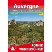 Auvergne  - Wanderführer